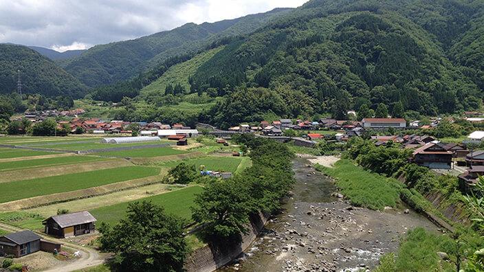 益田20地区