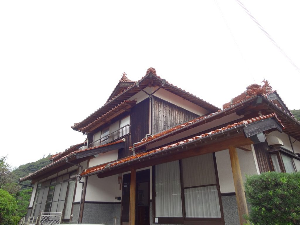 飯浦駅の近く 綺麗な和室のある一軒家