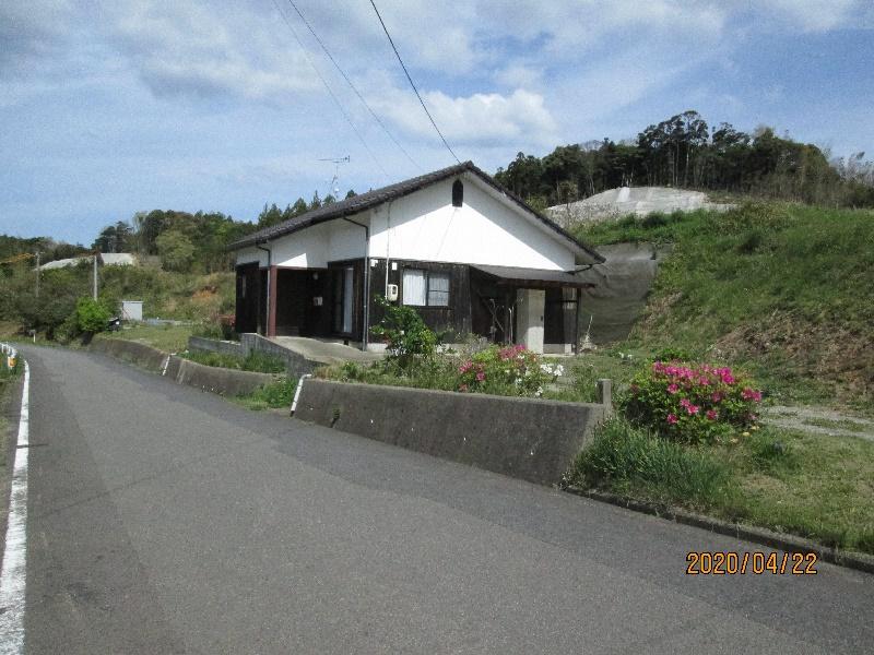 築年数の浅い平屋建ての一軒家
